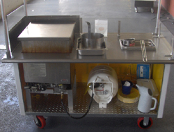 Used Funnel Cake Fryer For Sale